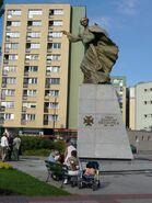 Pl weteranow 1863 pomnik