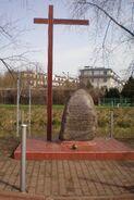 Instalatorów (kamień pamiątkowy)