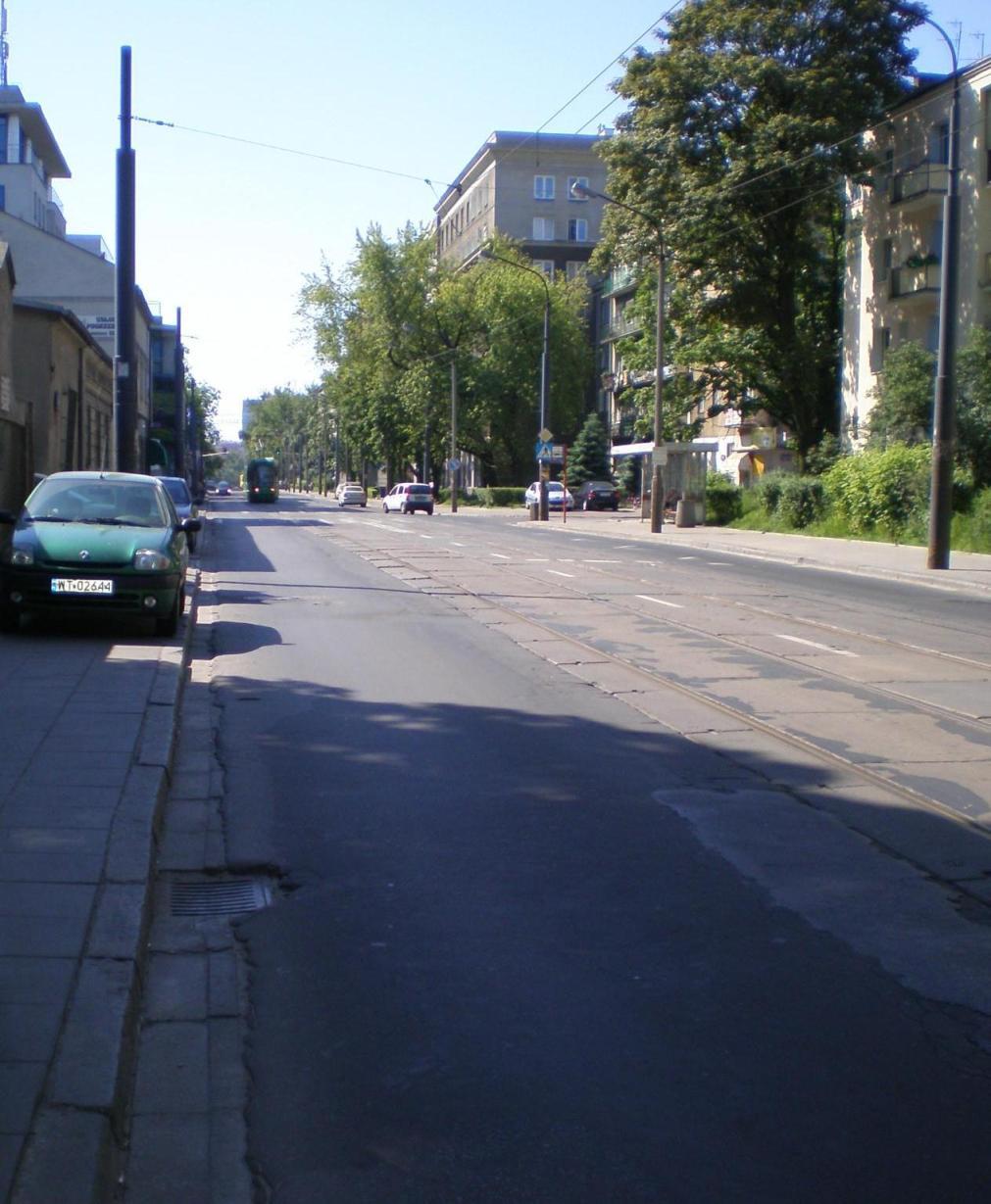 Ulica Młynarska