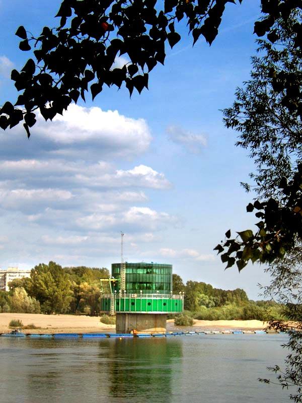 Gruba Kaśka (ujęcie wody)