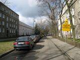 Ulica Śmiała na Żoliborzu