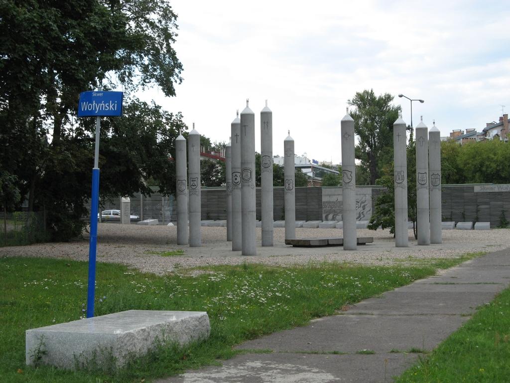 Skwer Wołyński