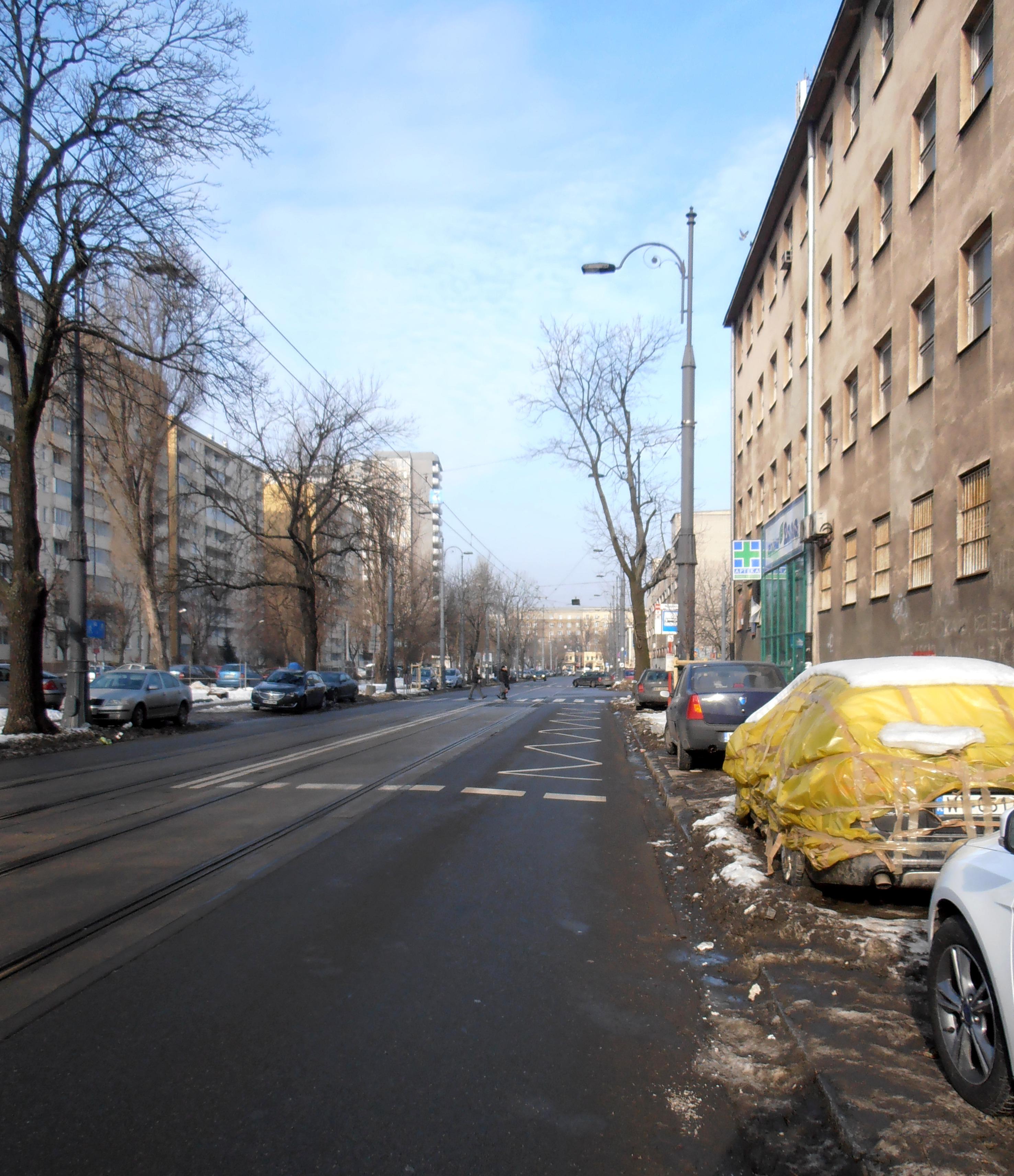 Ulica Skierniewicka