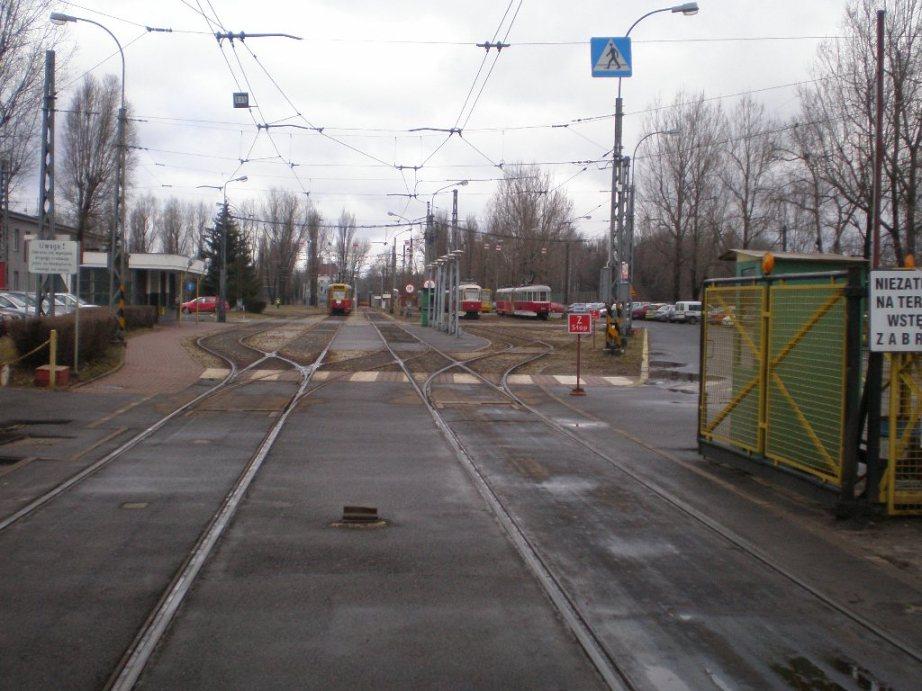 Zajezdnia tramwajowa Żoliborz