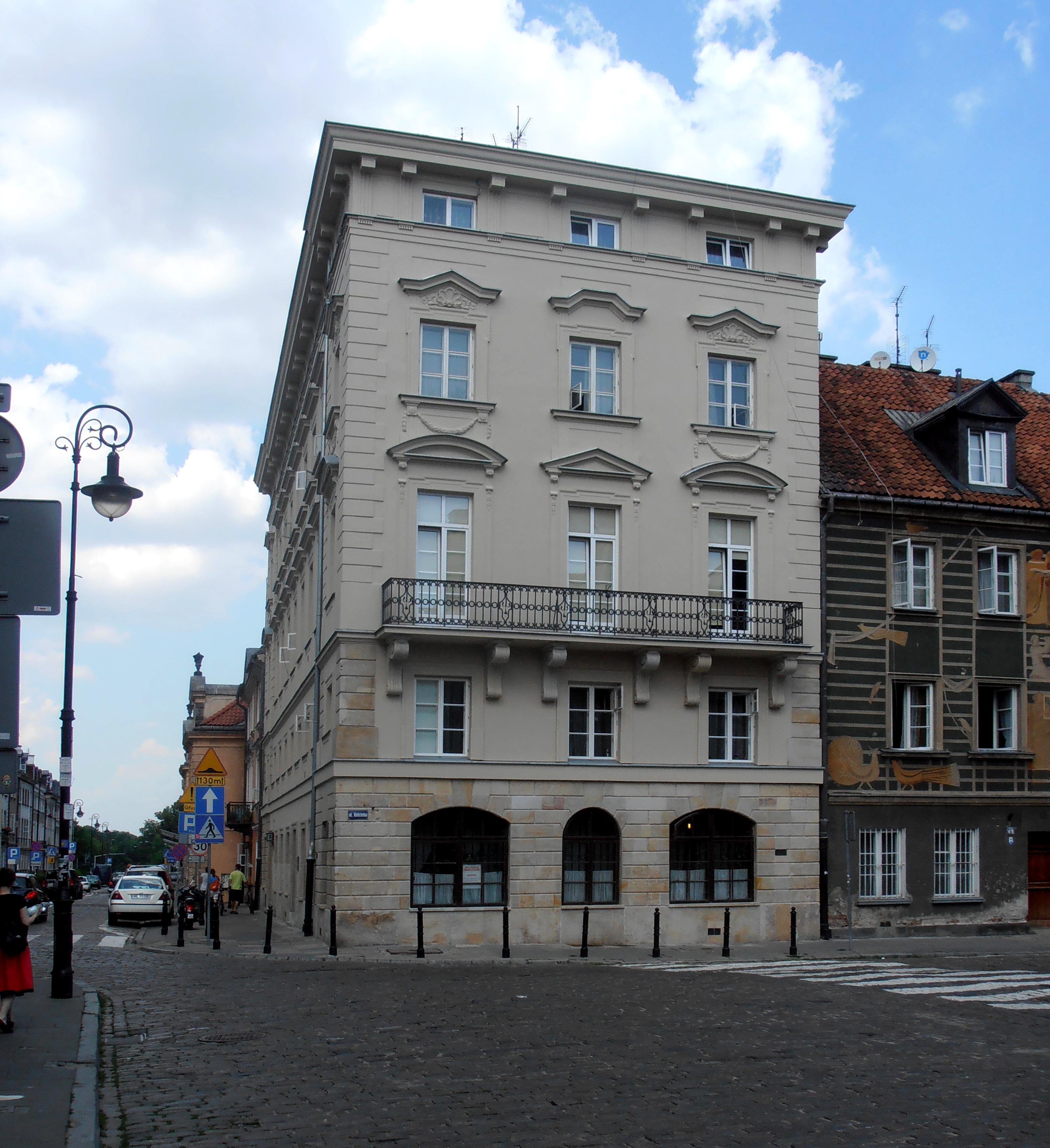 Kamienica Jakuba Fontany