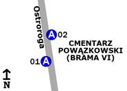 Powązki-VI Brama