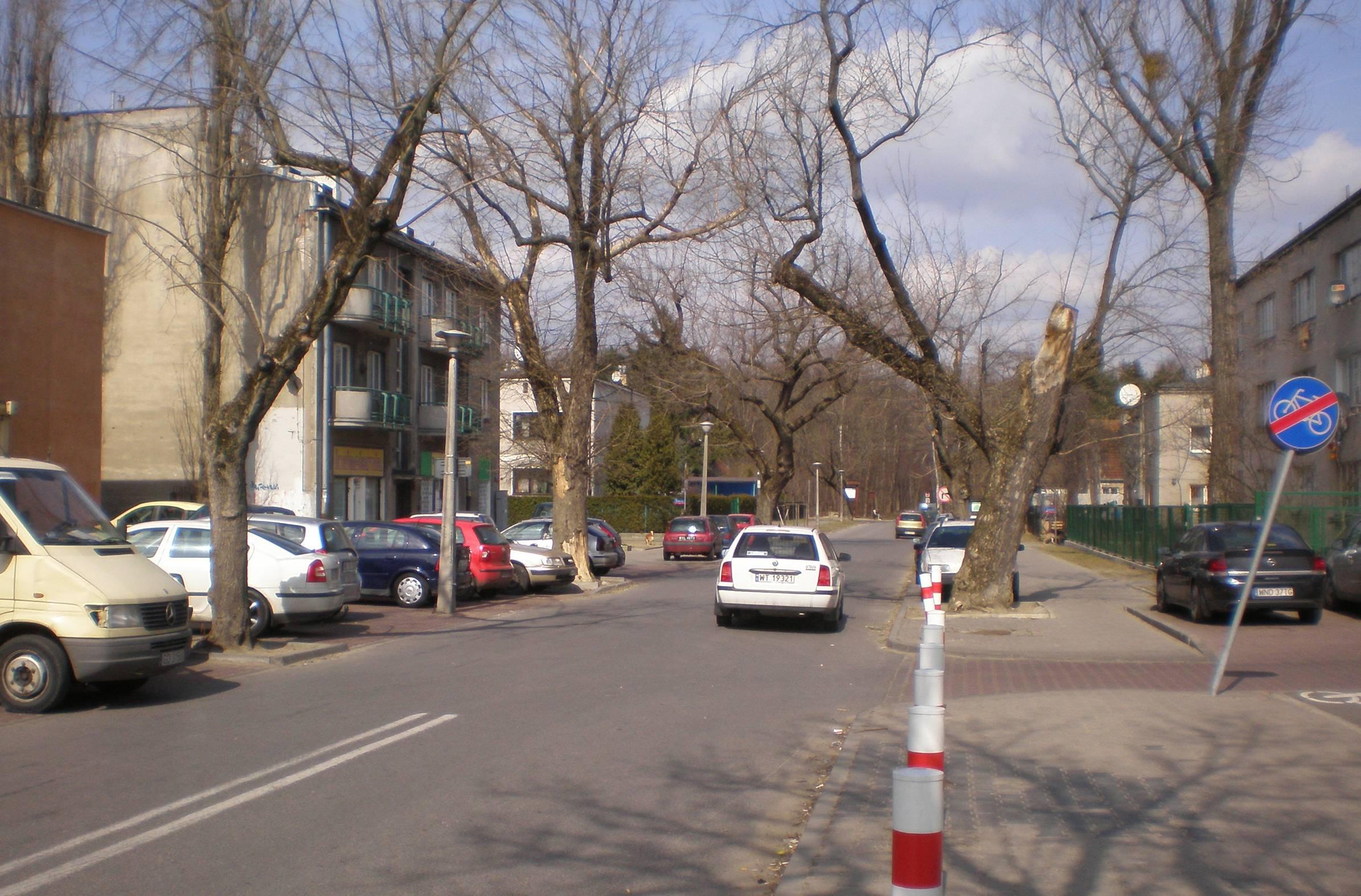 Ulica Dahlberga