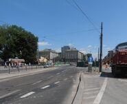 Dworzec Wileński (przystanek), Plac Wileński
