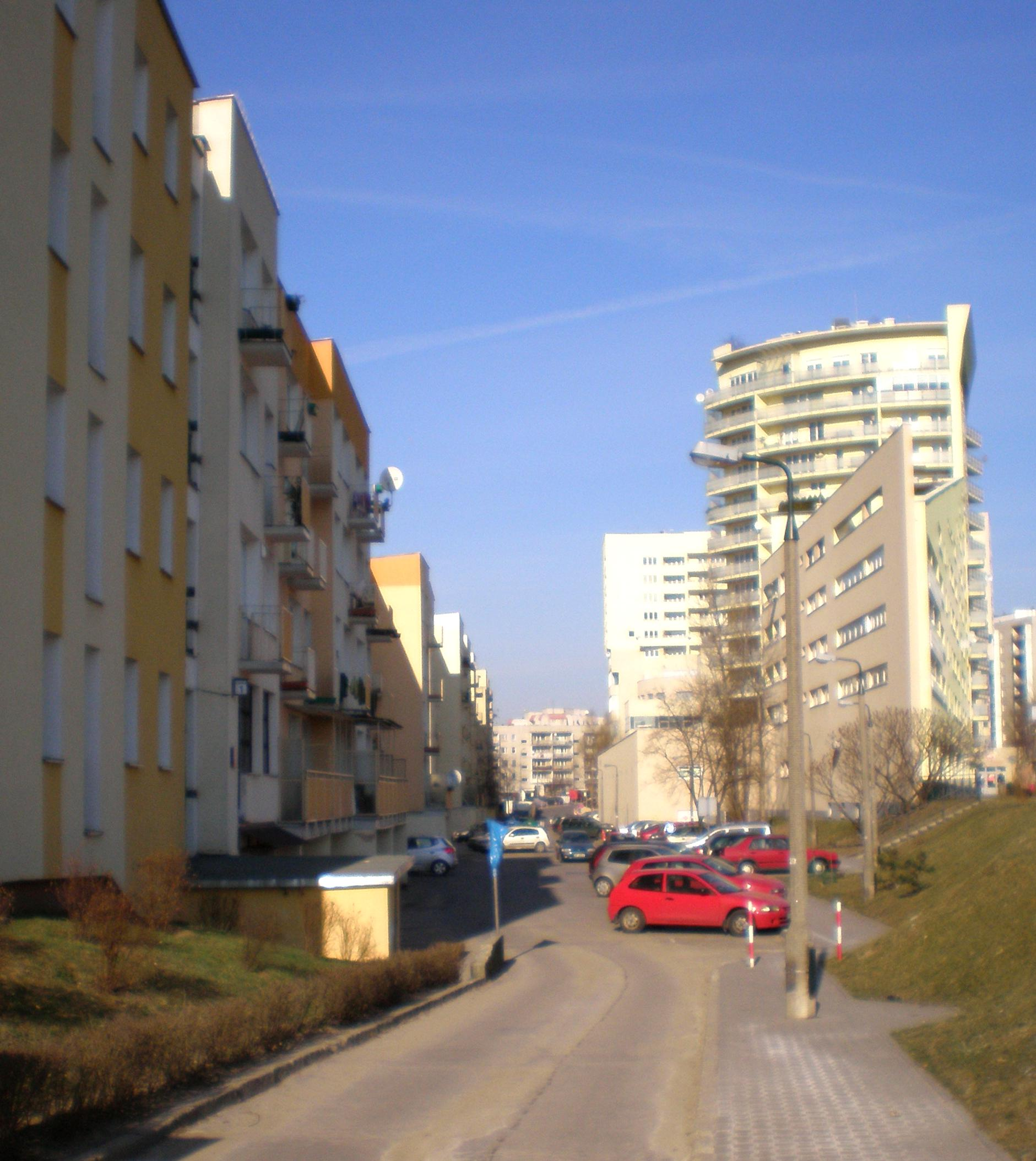 Ulica Żymirskiego