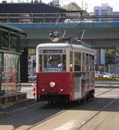 Aleje Jerozolimskie (tramwaj T)