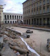 Miodowa - Krakowskie Przedmieście (remont)