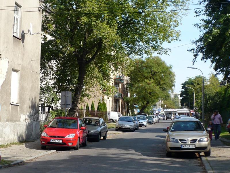 Ulica Pustelnicka