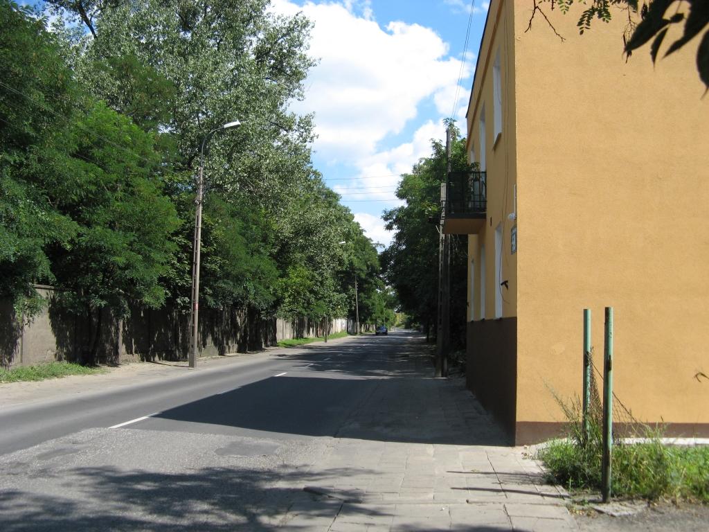 Ulica Zabraniecka