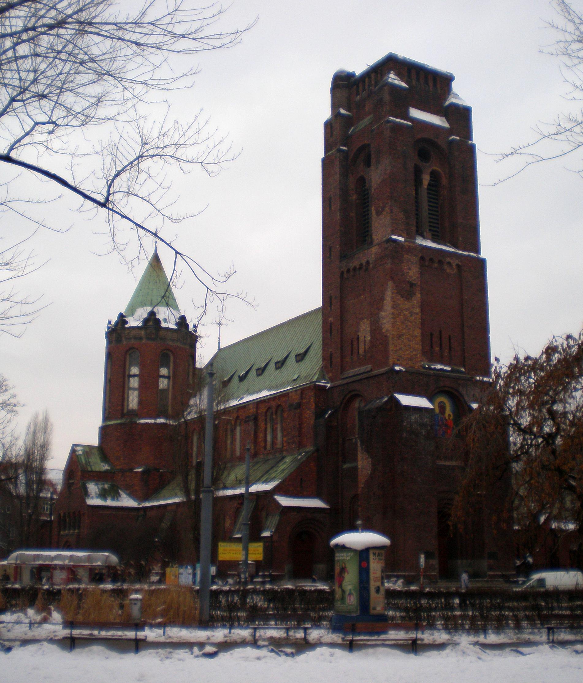 Kościół Niepokalanego Poczęcia Najświętszej Maryi Panny na Ochocie