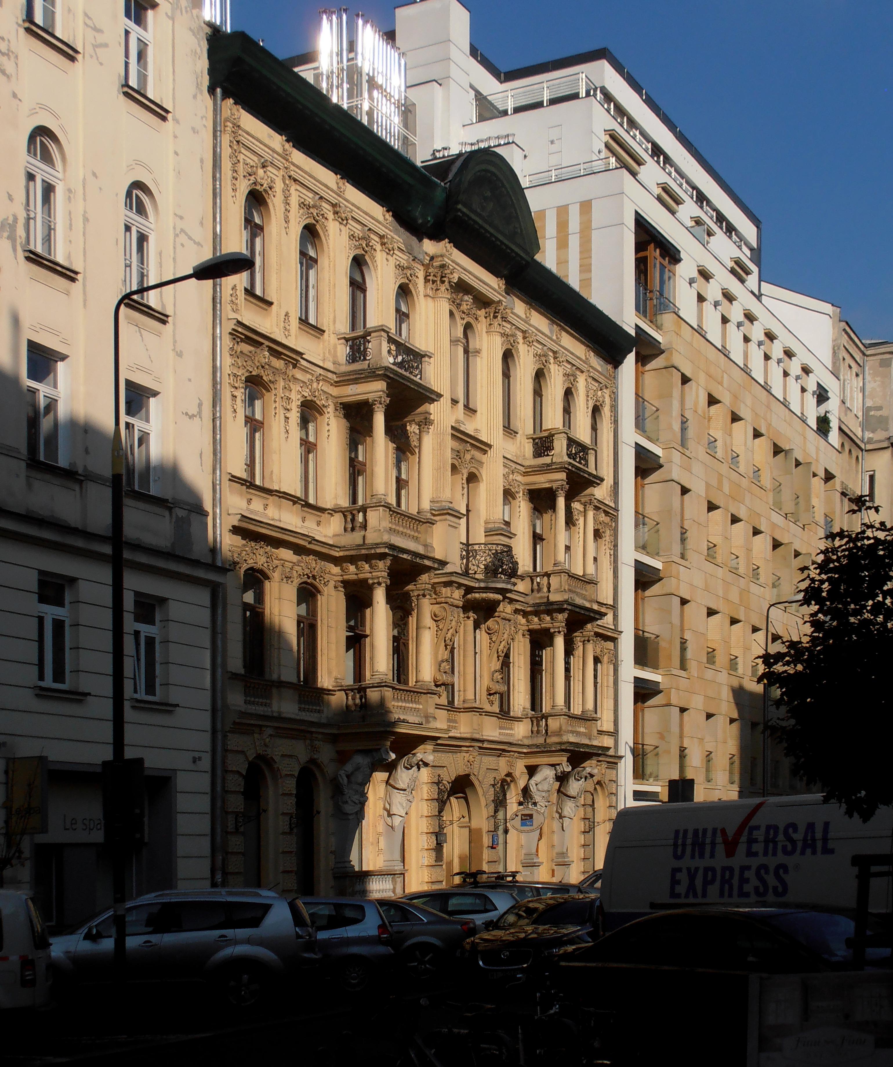 Kamienica Rodryga Mroczkowskiego