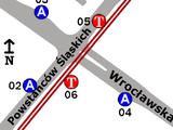 Zespół przystankowy Wrocławska