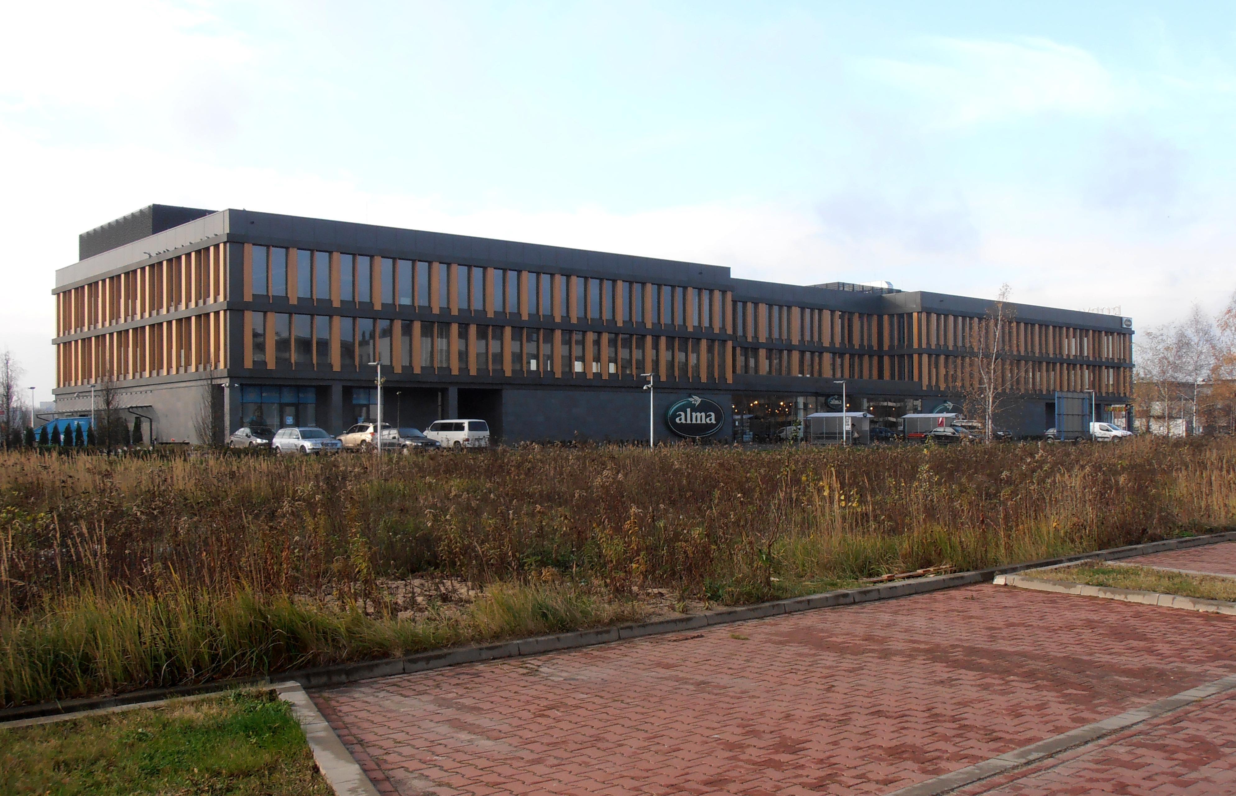 Robyg Business Center