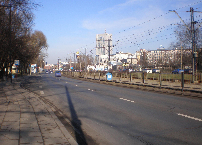 Ulica Okopowa