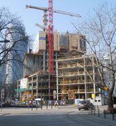 Cosmopolitan w budowie (1)