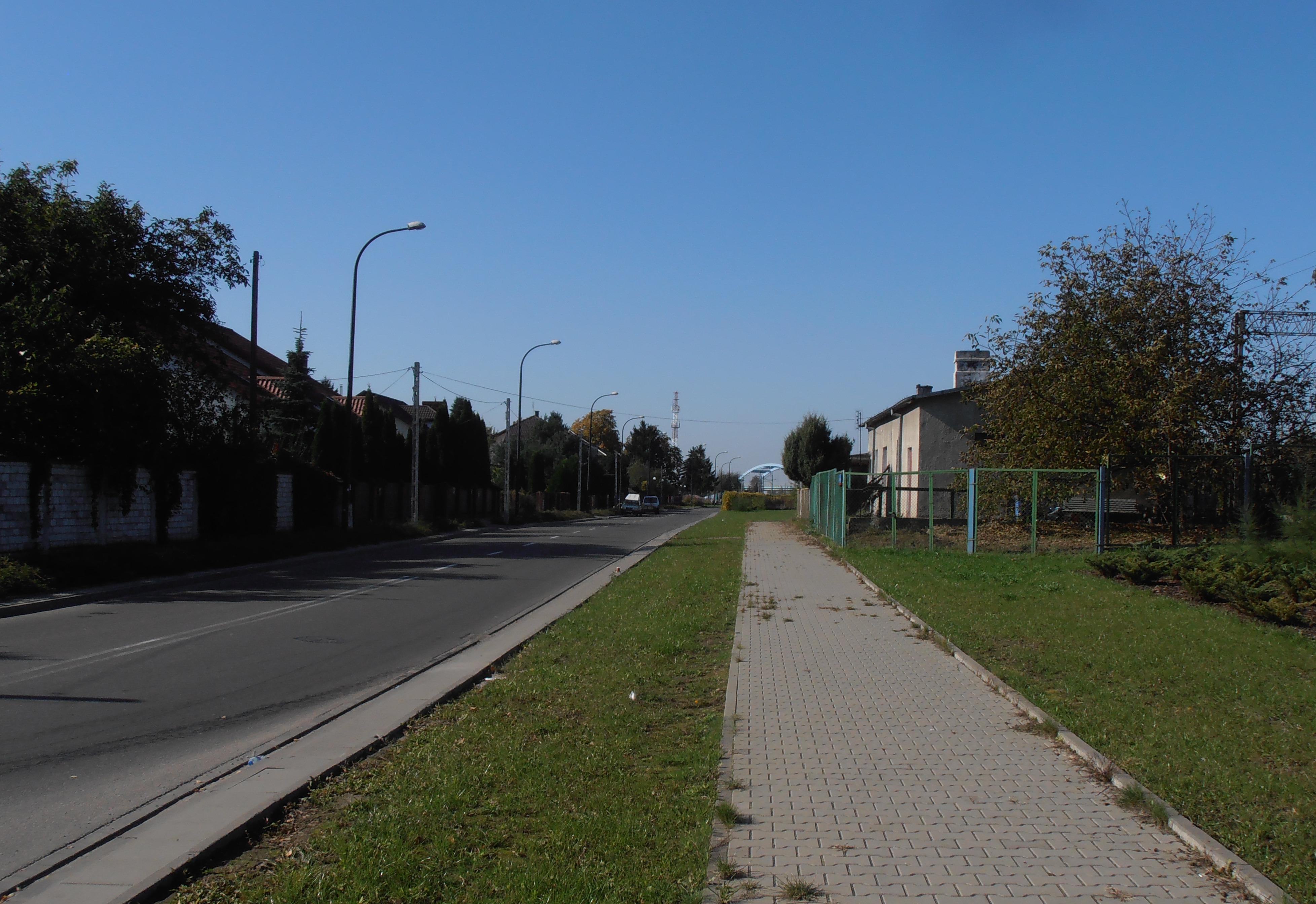 Ulica Zielonej Gęsi
