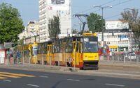 Al. Poniatowskiego (tramwaj 24)