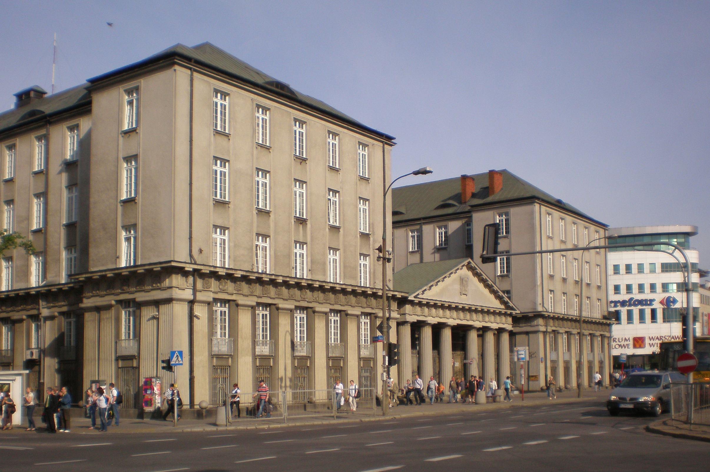 Budynek Dyrekcji Kolei Państwowych