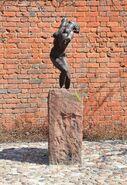Rzeźba Oświęcim II
