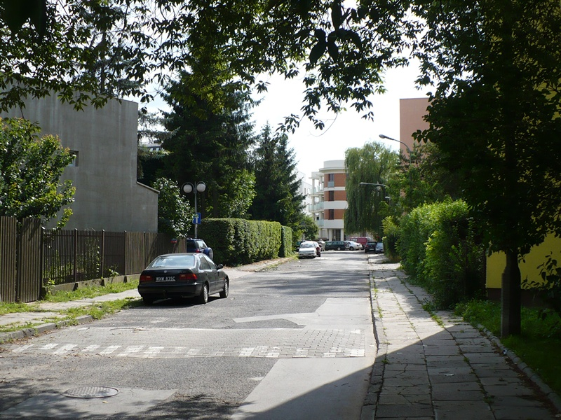 Ulica Argentyńska