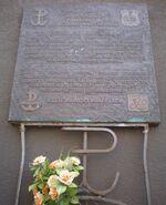 Daniłowiczowska (nr 11, tablica)