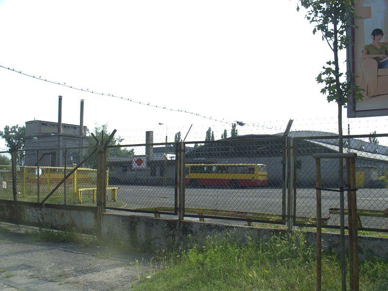 Zajezdnia autobusowa Redutowa