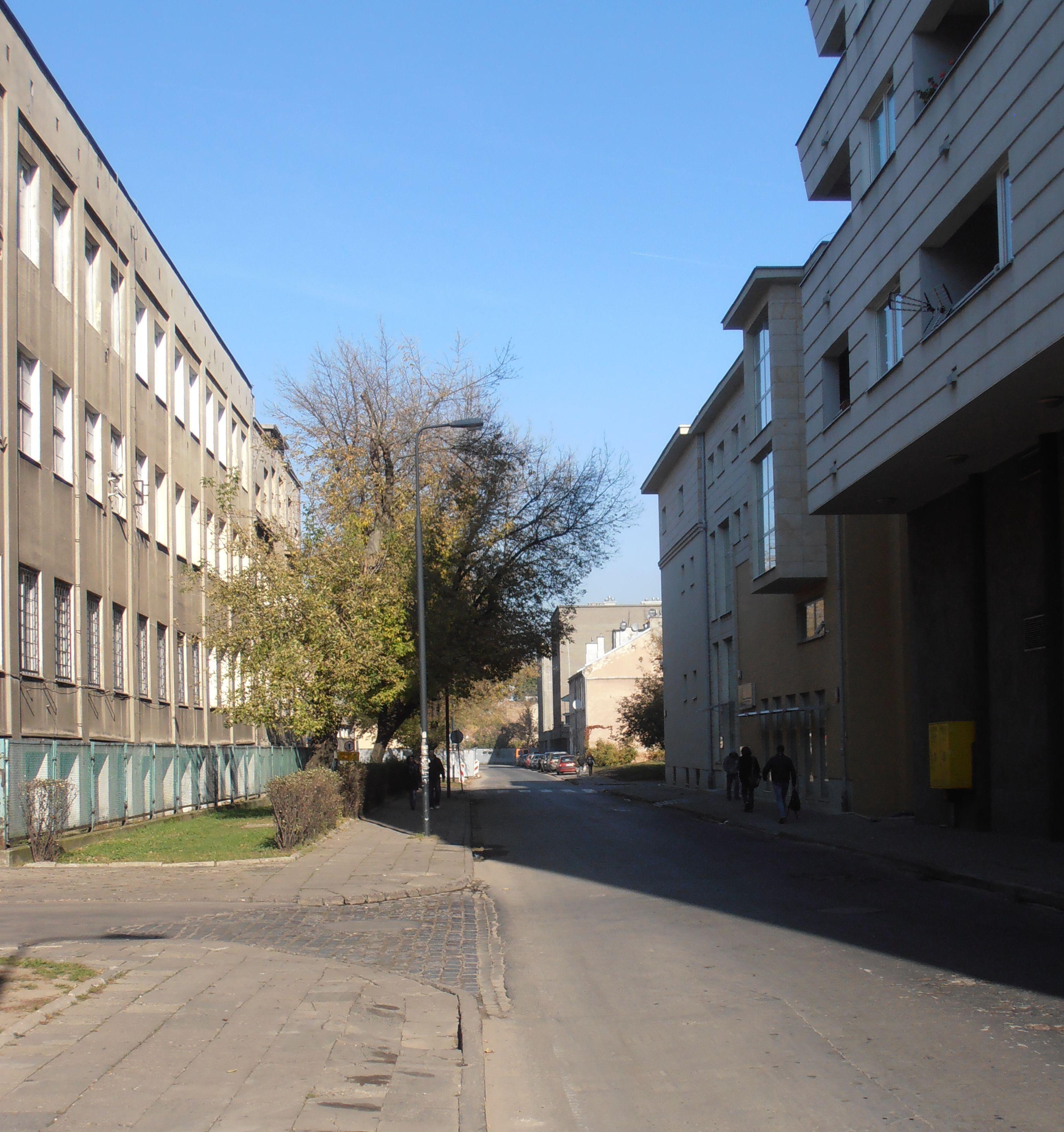 Ulica Gocławska