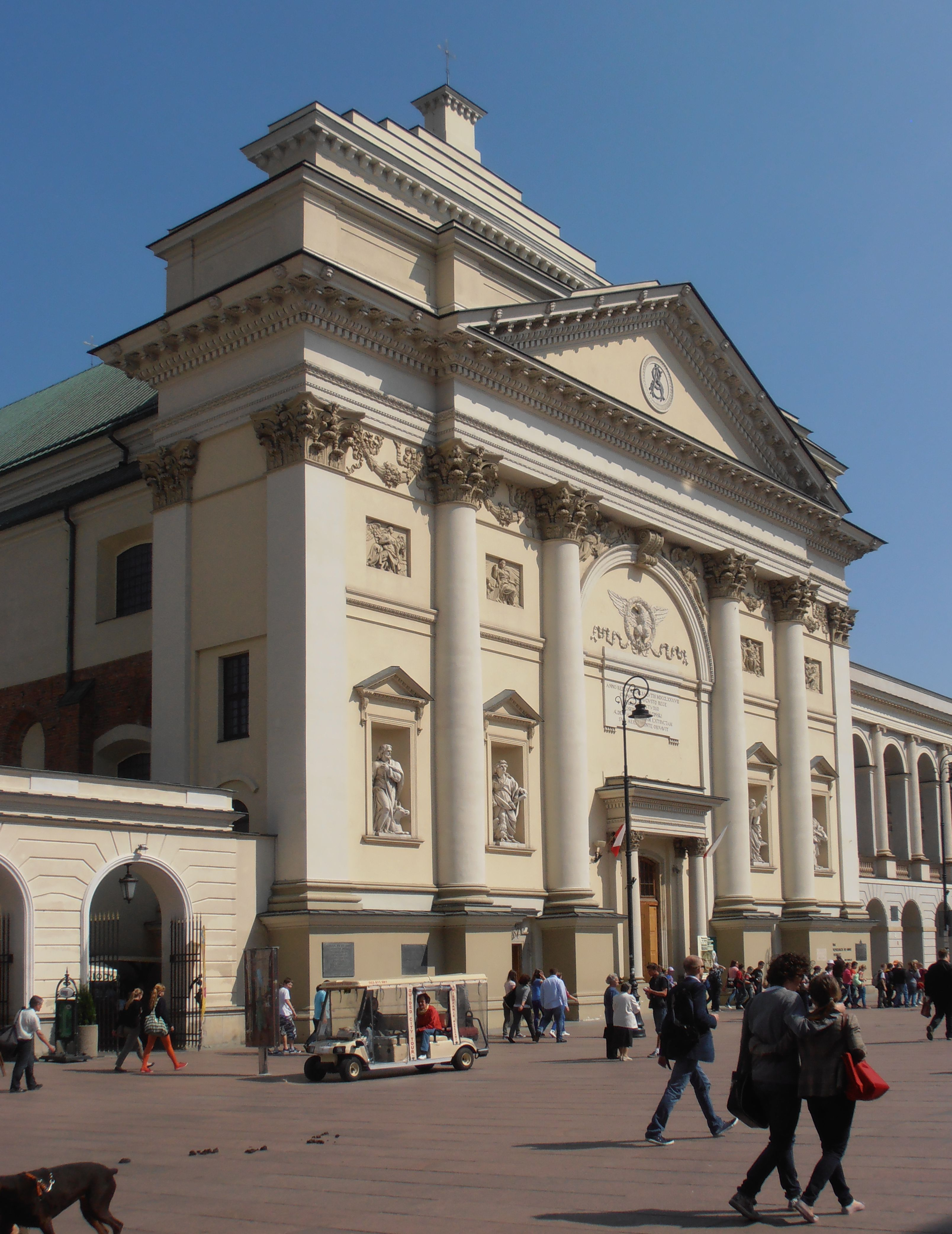 Kościół św. Anny na Krakowskim Przedmieściu