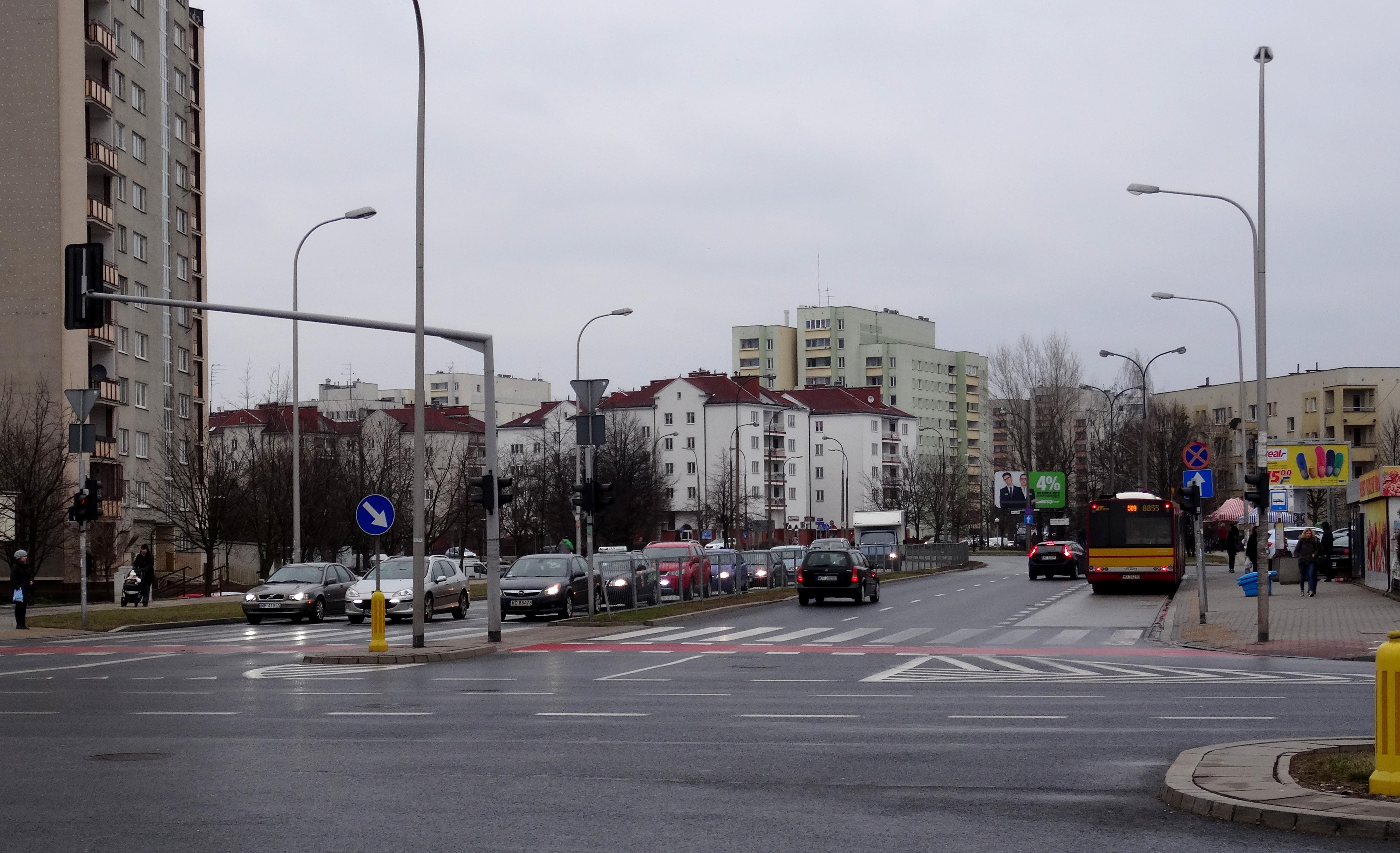 Ulica Umińskiego