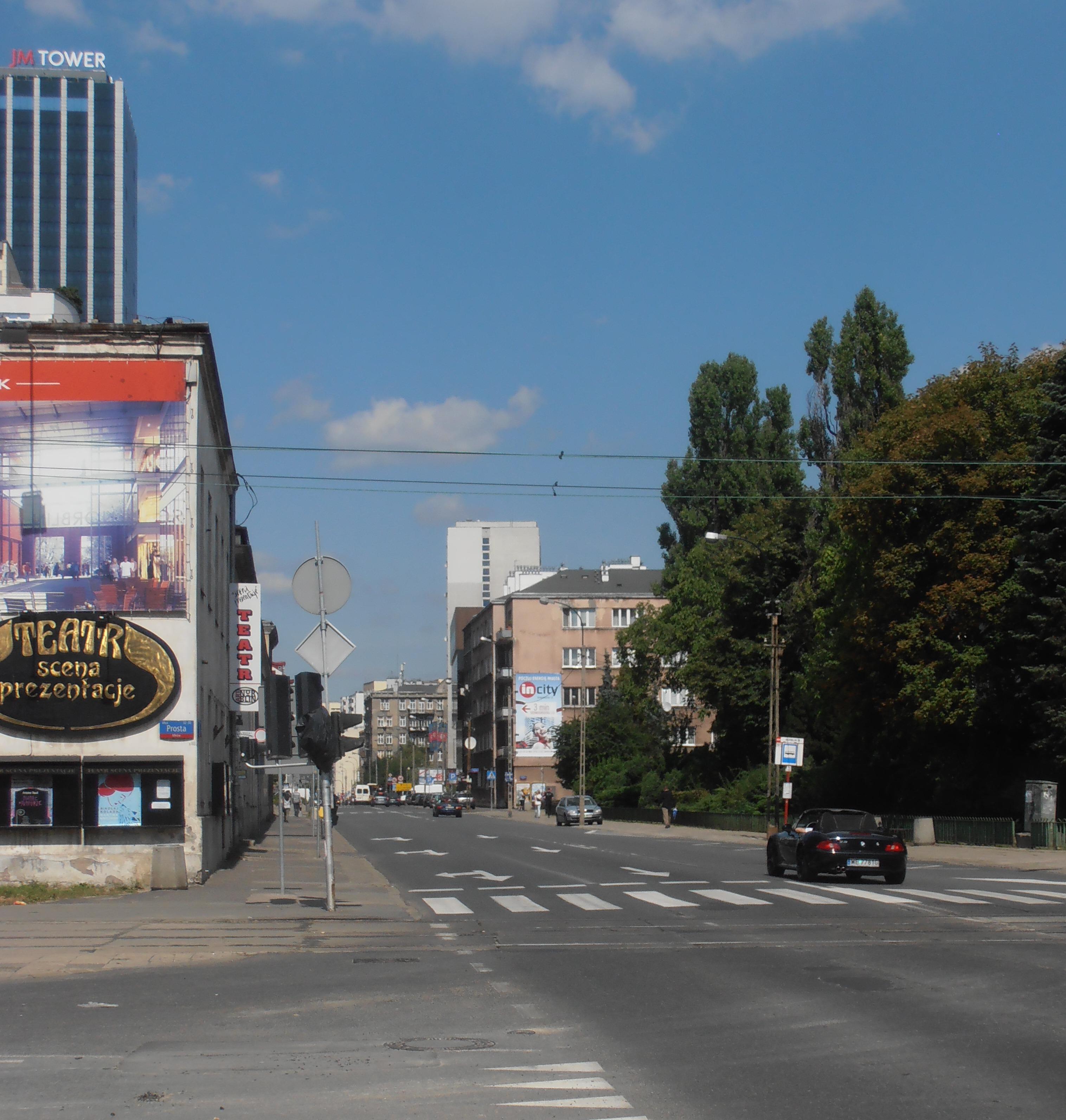 Ulica Żelazna