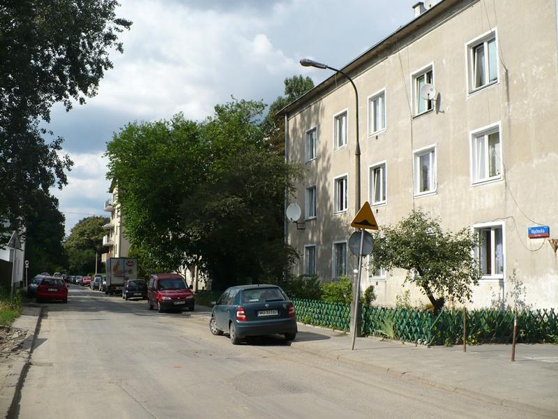 Ulica Wąchocka