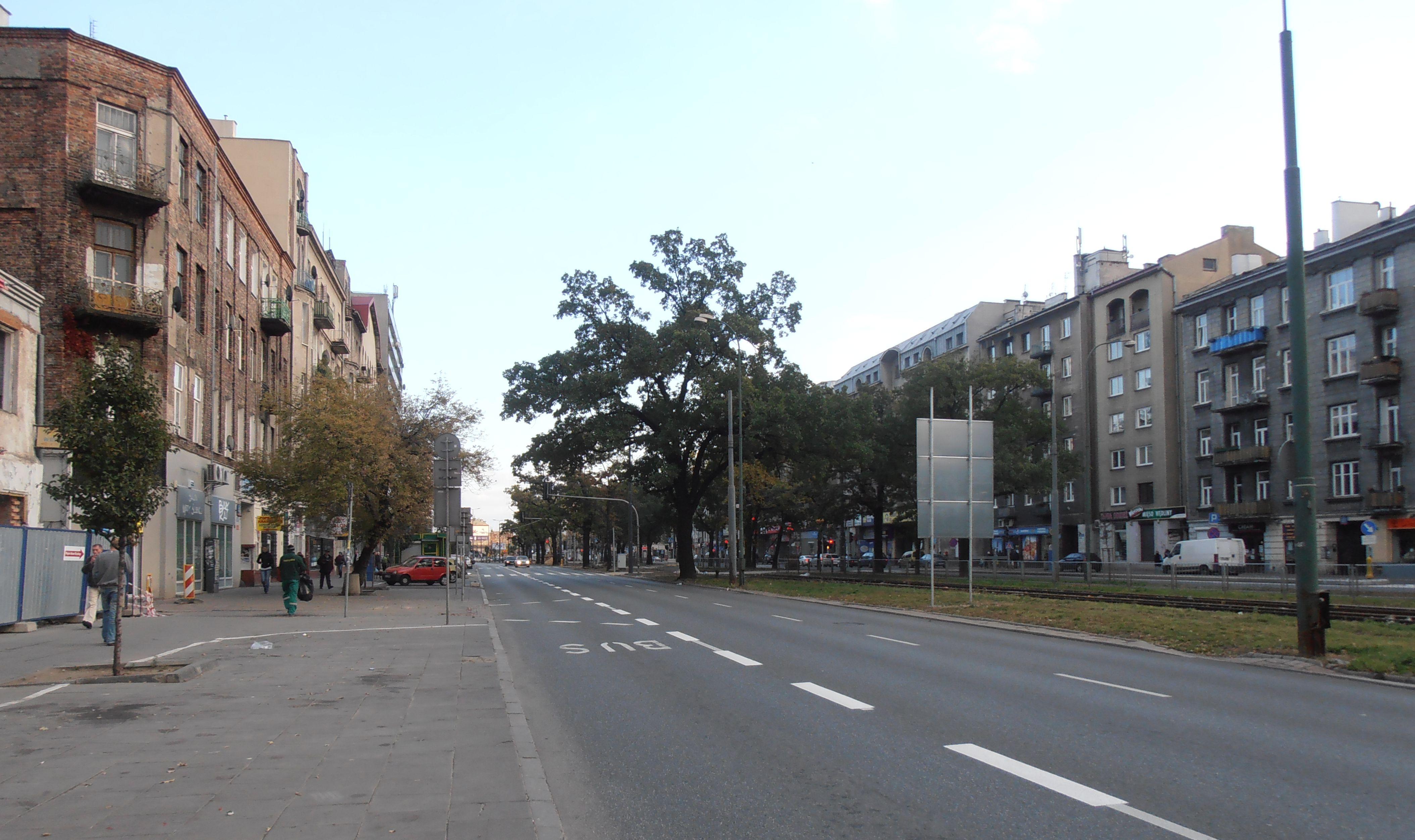 Ulica Targowa