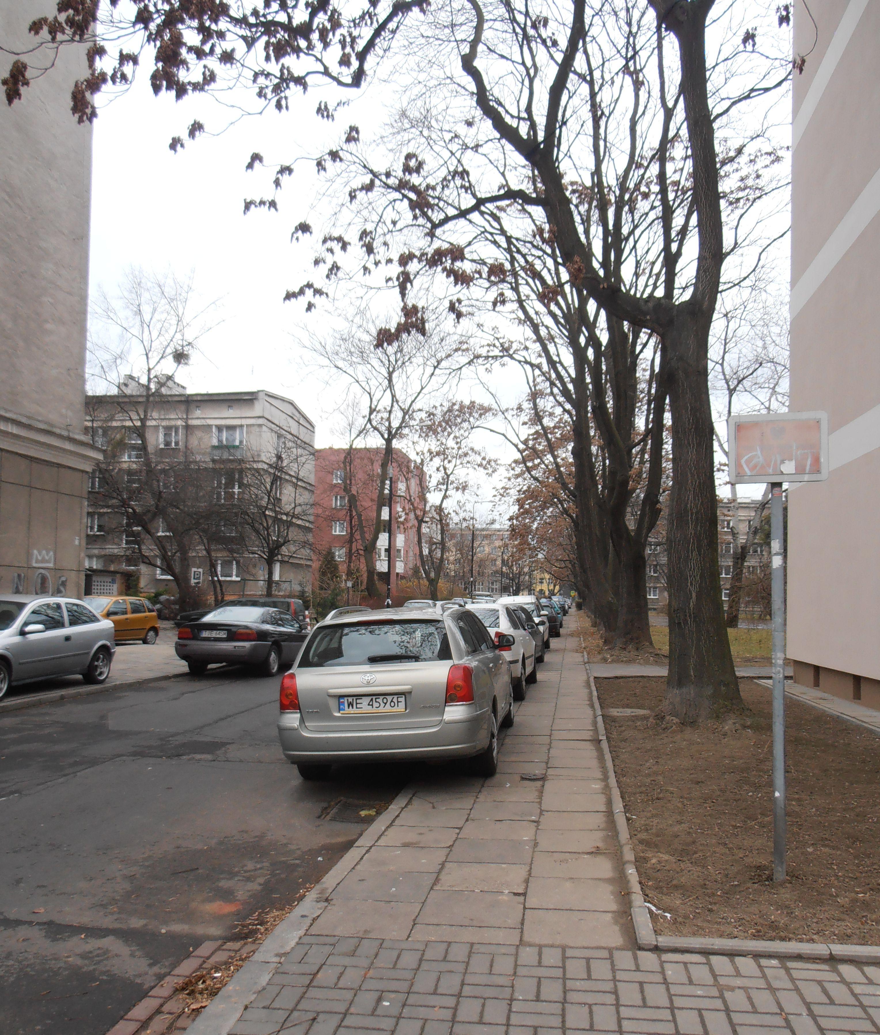 Ulica Pawia