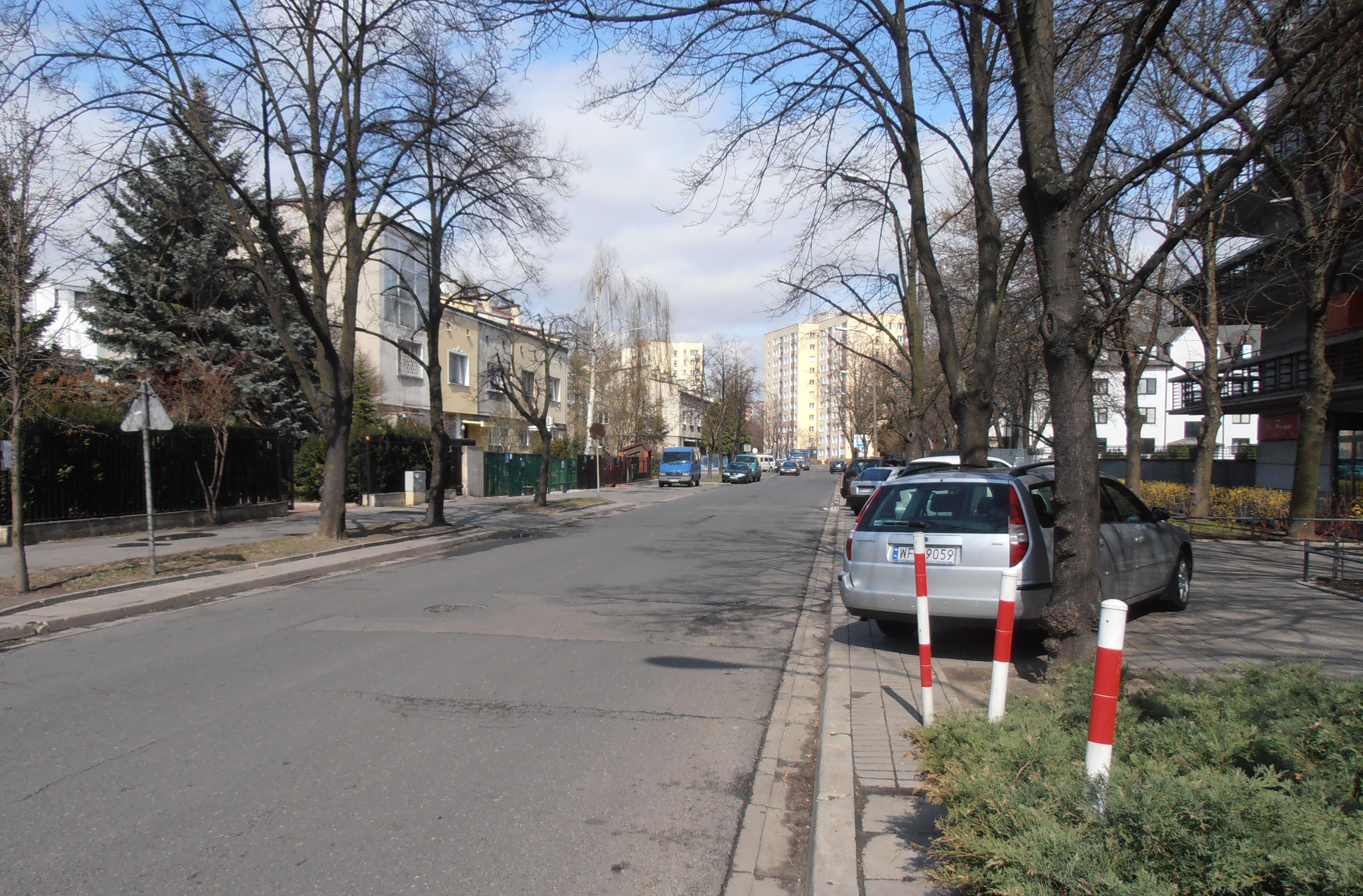Ulica Ateńska
