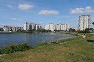 Park nad Balatonem