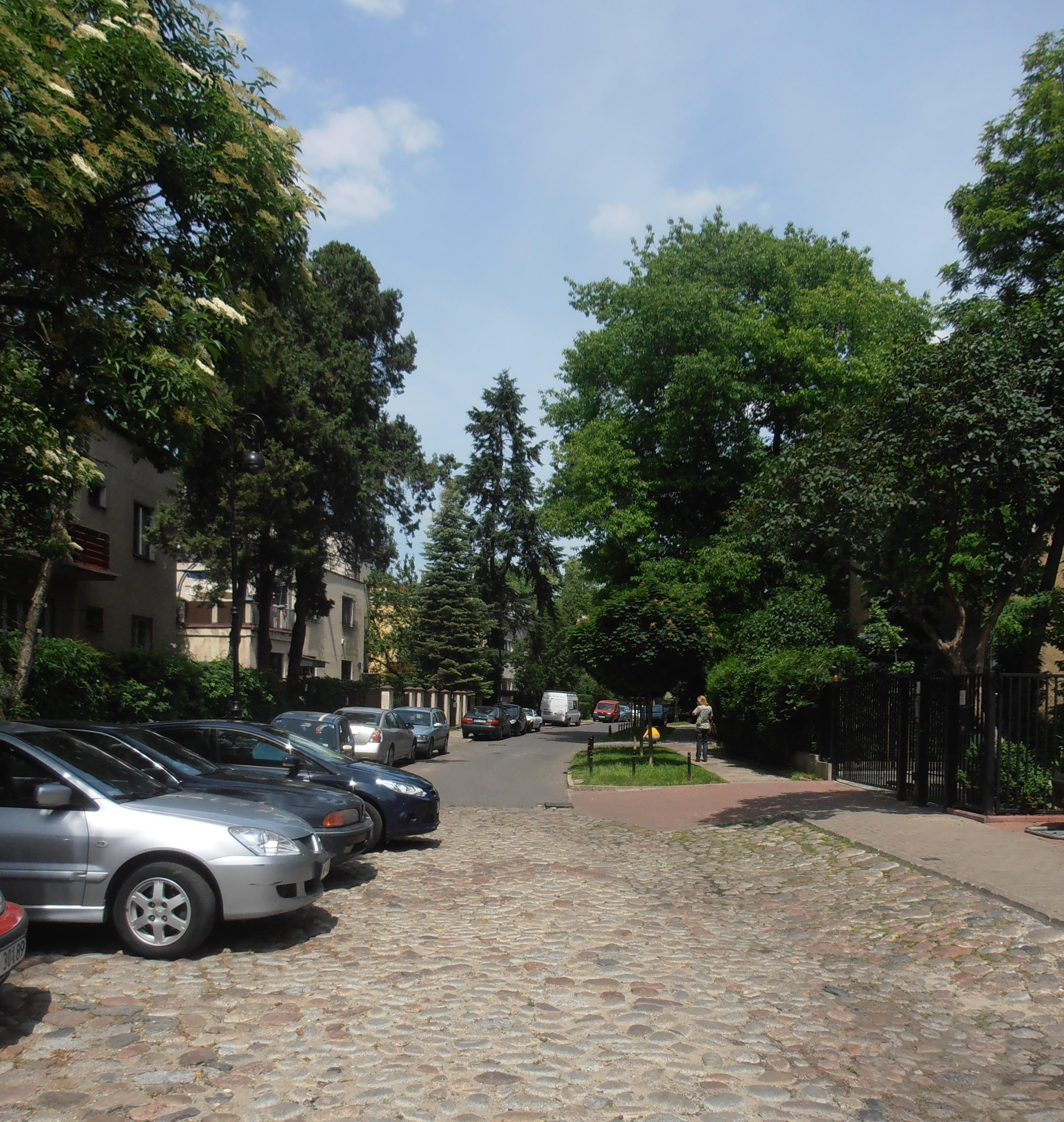 Ulica Dąbrówki