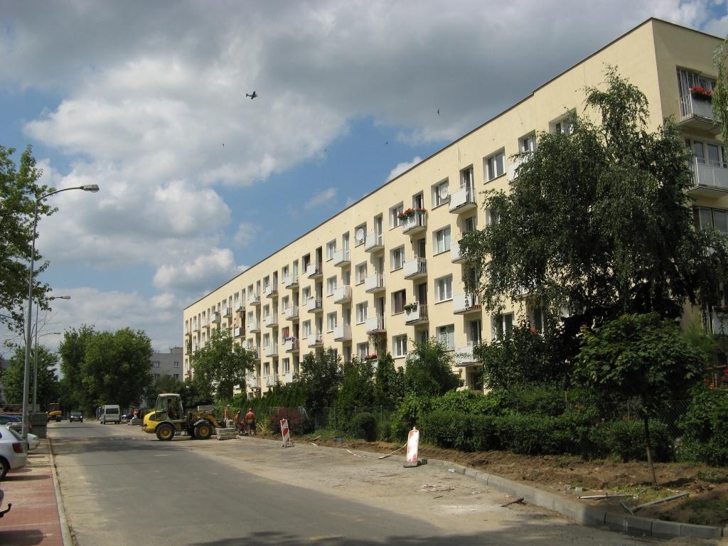 Ulica Przasnyska