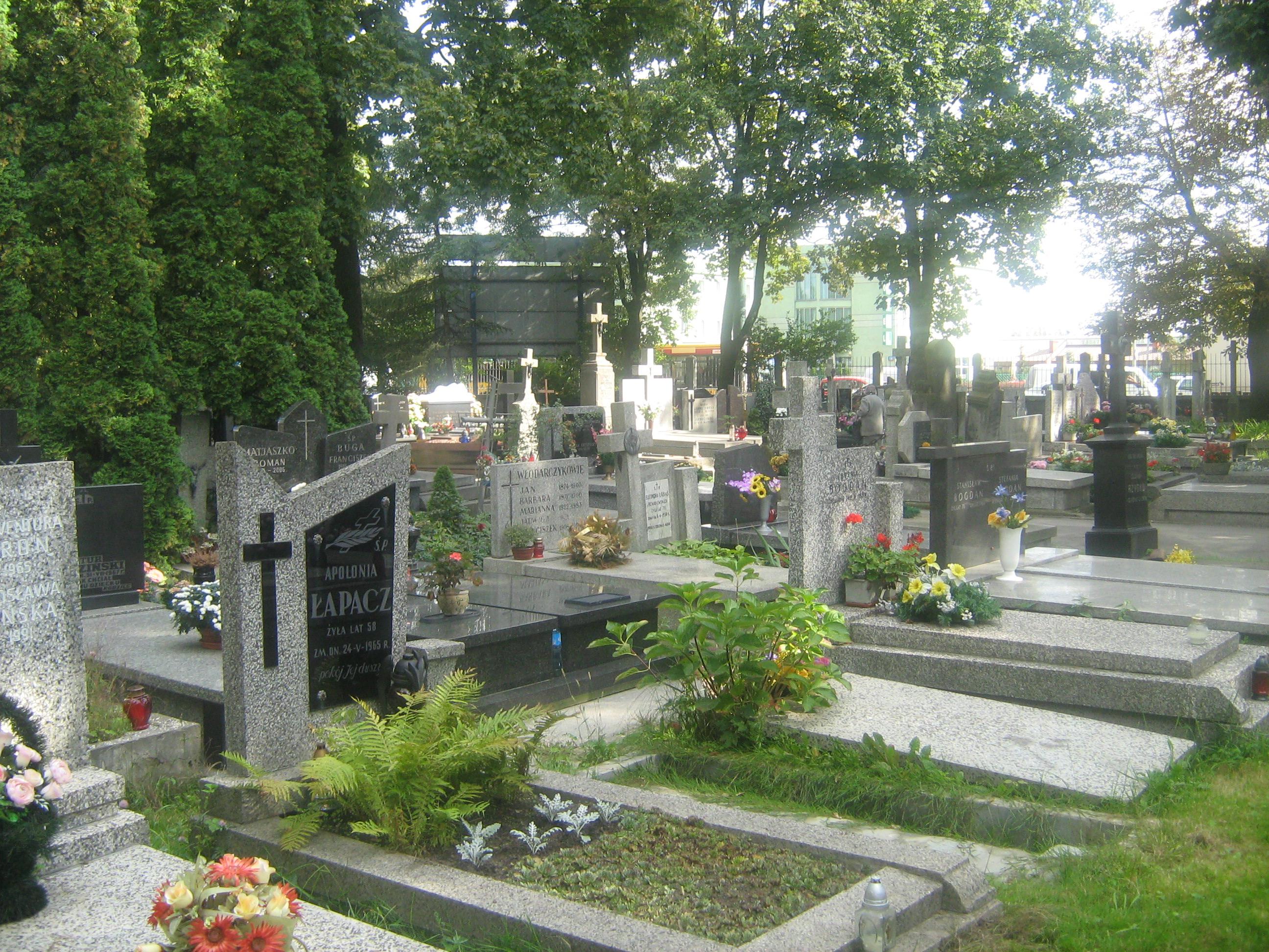 Cmentarz mariawicki