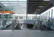 W-wa Lotnisko Chopina (zejście na stację)