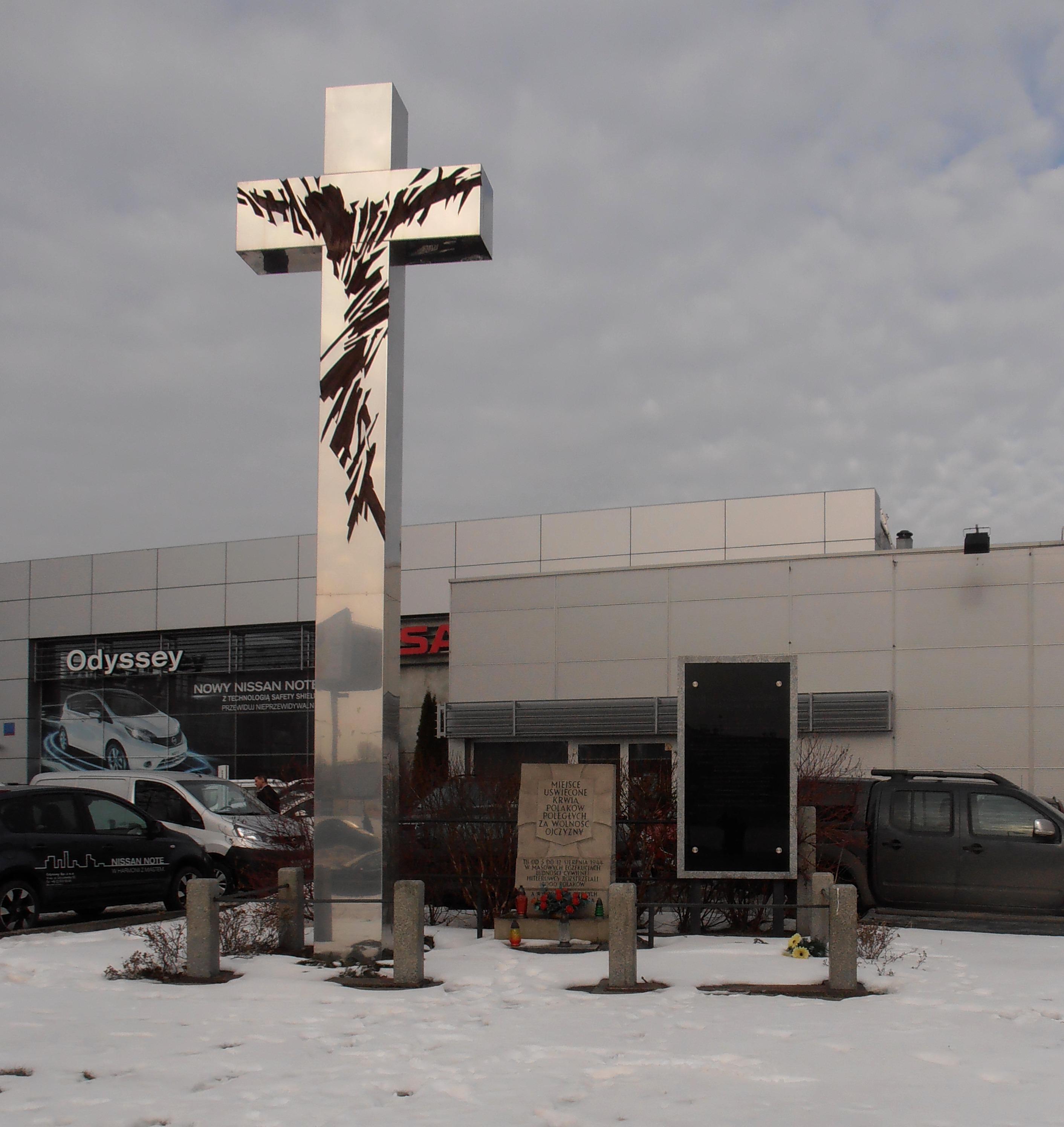 Miejsce pamięci na Górczewskiej