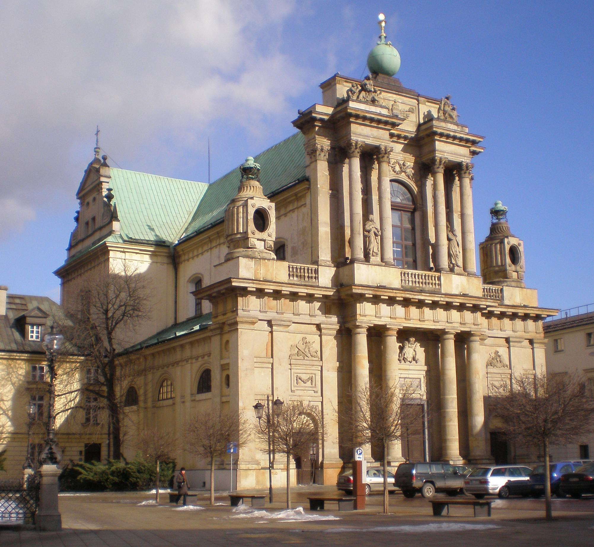 Kościół Wniebowzięcia Najświętszej Maryi Panny i św. Józefa Oblubieńca