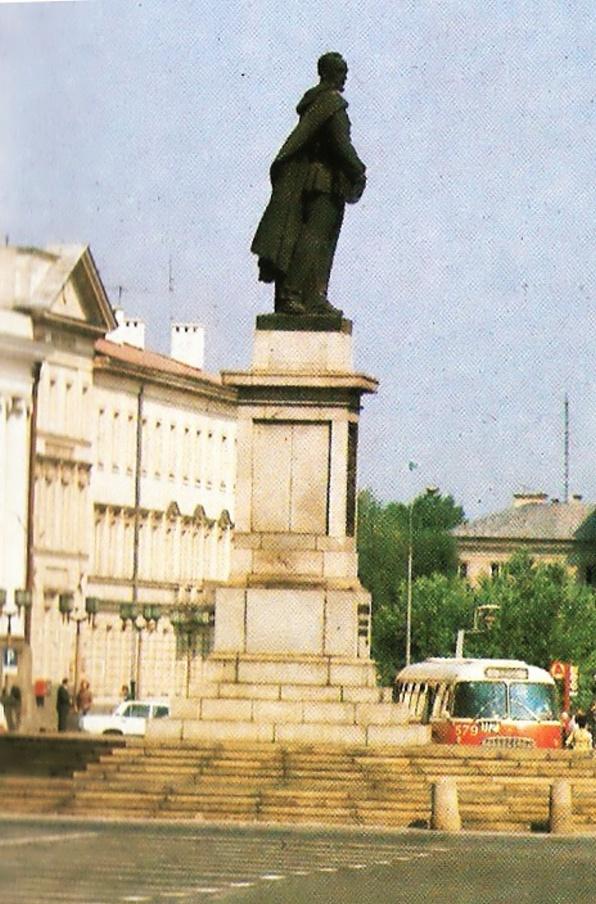 Pomnik Feliksa Dzierżyńskiego