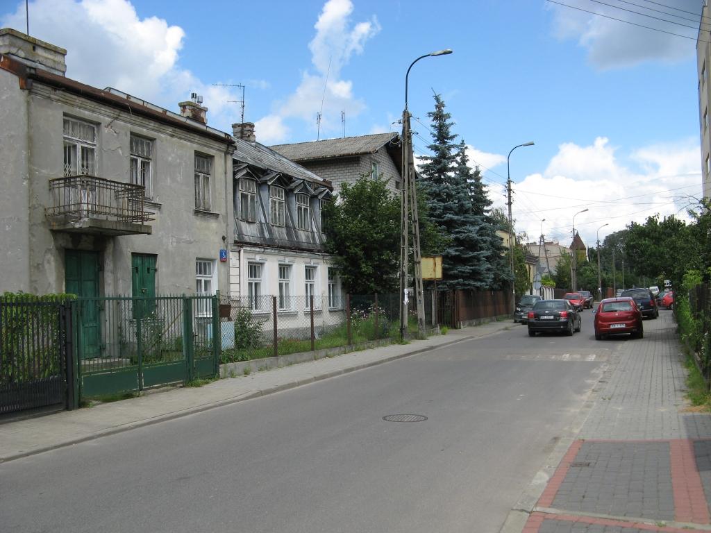 Ulica Jordanowska