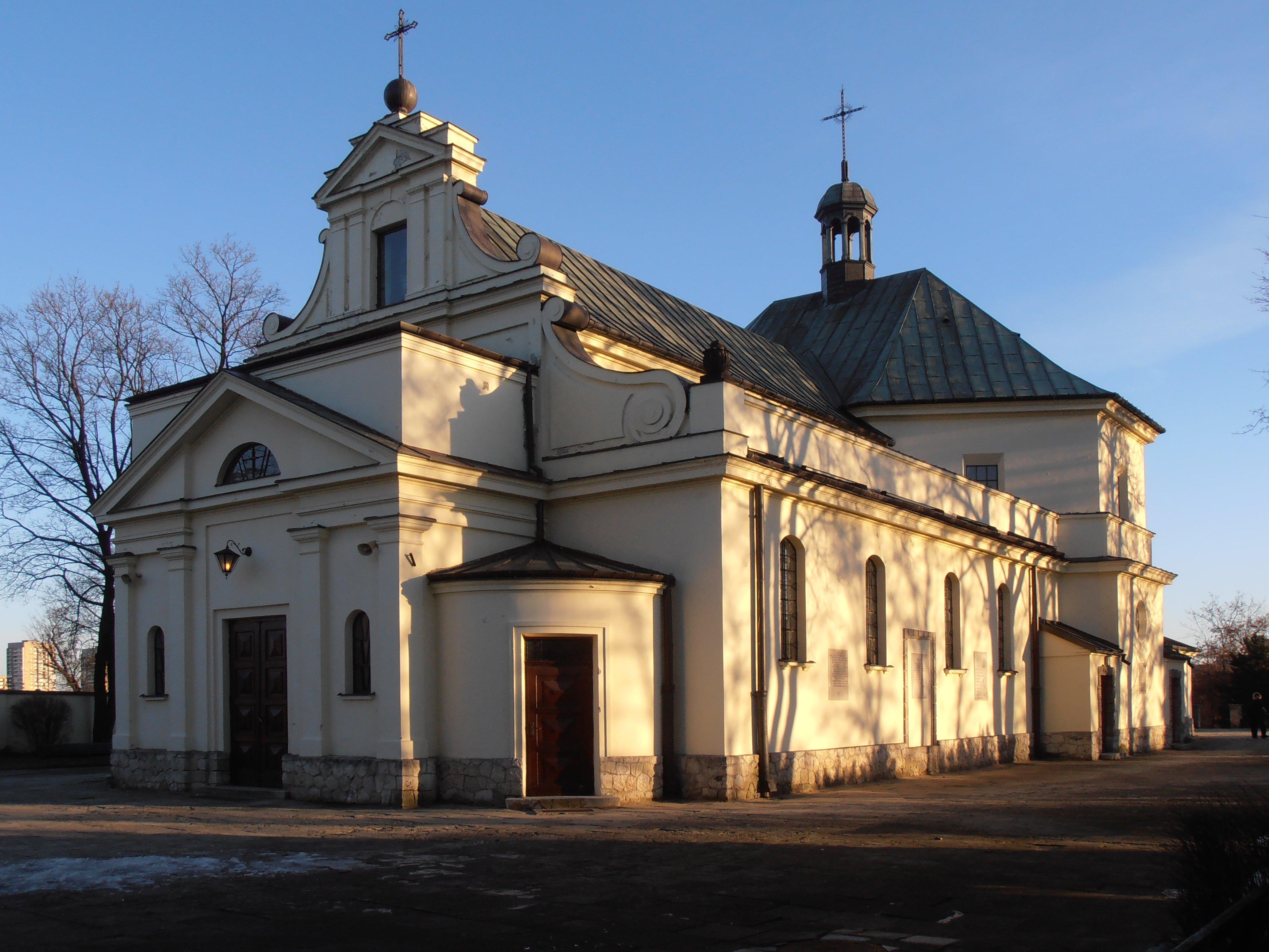 Kościół Matki Bożej Królowej Polski na Marymoncie