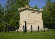 Pomnik Bitwy Raszynskiej (Park w Wilanowie,)