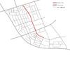 Ulica Saska na tle Saskiej Kępy (2012) – Kliknij, aby powiększyć